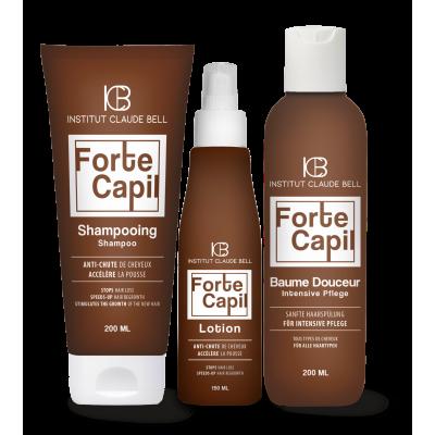 FORTE CAPIL šampon + balzám + tonikum