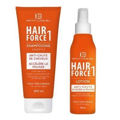 Souprava HAIR FORCE ONE - Zastavuje vypadávání vlasů
