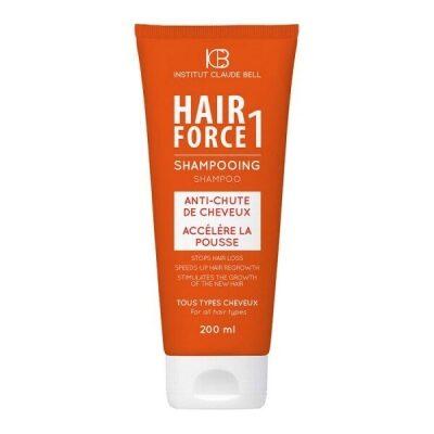 Šampon HAIR FORCE ONE. Šampon HAIR FORCE ONE je základním doplňkem našeho mléka proti vypadávání vlasů.