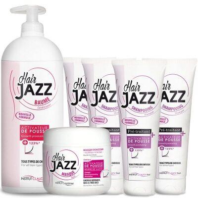 Hair Jazz Professional (1 litr.) + maska Hair Jazz. Vlasy rostou třikrát rychleji!